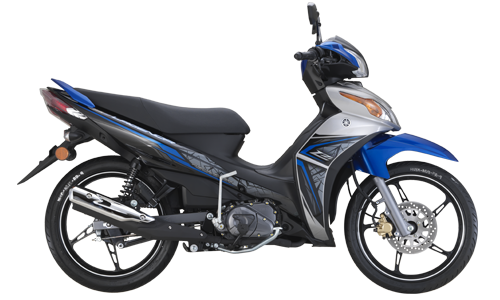Welcome To Hong Leong Yamaha Motor Lagenda 115z